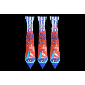 Corbata Marinero x12