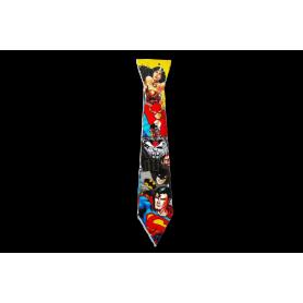 Corbata Liga de la Justicia Paquete x12