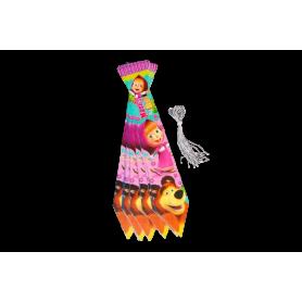 Corbata Masha y el Oso Paquete x12