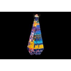 Corbata Pokémon Paquete x12