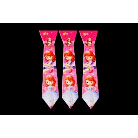Corbata Princesa Sofía Paquete x12