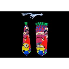 Corbata Grande FyC Minions x12