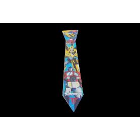 Corbata Transformers Paquete x12