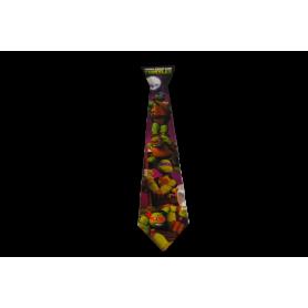 Corbata Tortugas Ninja Paquete x12