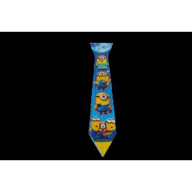 Corbata Minions Paquete x12