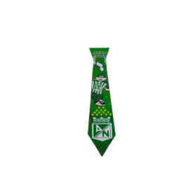 Corbata Atletico Nacional Paquete x12