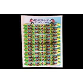 Manilla Mundo de Jake Paquete x12