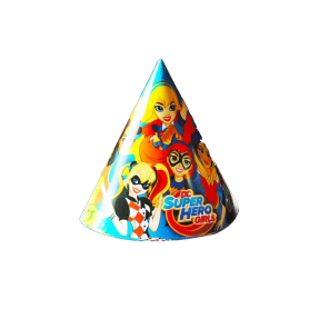 Gorro SuperHéroes Chicas Paquete x12