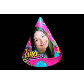 Gorro Soy Luna Paquete x12