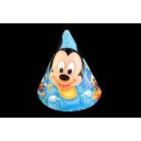 Gorro Mickey Baby Paquete x12
