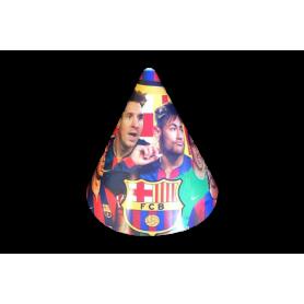 Gorro Fútbol Club Barcelona Paquete x12