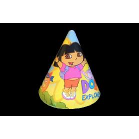 Gorro Dora La Exploradora Paquete x12