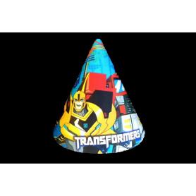 Gorro Transformers Paquete x12