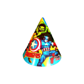 Gorro Avengers Paquete x12