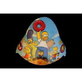 Gorro Los Simpson  Paquete x12