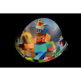 Gorro Minecraft  Paquete x12