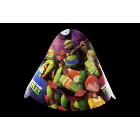 GorroTortugas Ninja  Paquete x12