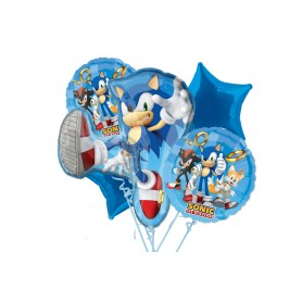 Globo Ramillete Sonic