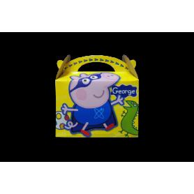 Caja Peppa Pig George x6