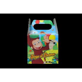 Caja de regalo Curious George x12