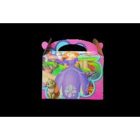 Caja de regalo Princesa Sofia x6
