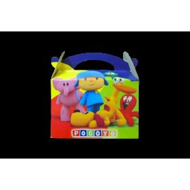 Caja de regalo Pocoyo x6