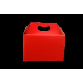 Caja de Regalo Roja