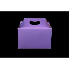 Caja de Regalo Lila