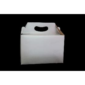 Caja de Regalo Plateado