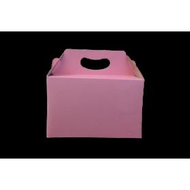 Caja de Regalo Rosado
