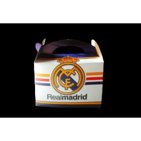 Caja de Regalo Real Madrid Paquete x6