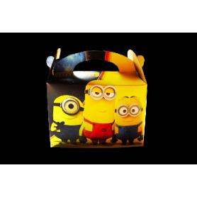 Caja de Regalo Minions Paquete x6