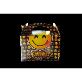 Caja de Regalo Emoticones Parquete x6