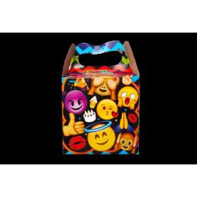 Caja de Regalo Emoticones Paquete x12