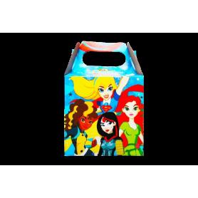 Caja de Regalo SuperHéroes Chicas Paquete x12