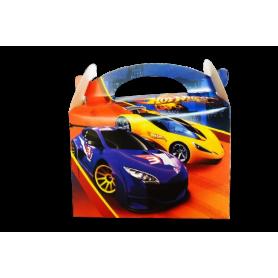 Caja de Regalo Hot Wheels x6