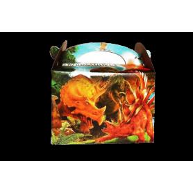 Caja de Regalo Dinosaurios x6