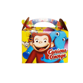 Caja de Regalo Curious George x6