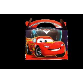 Caja de Regalo Cars x6