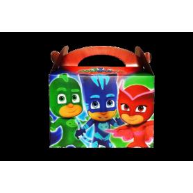 Caja de Regalo Héroes en Pijamas x6