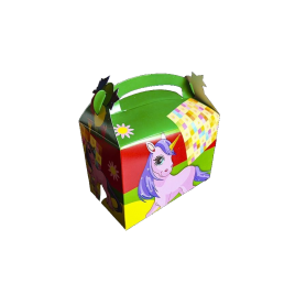 Caja Regalo Unicornio CyM Paquete x6
