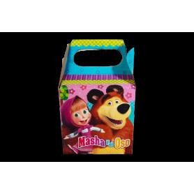 Caja Masha y el Oso Paquete x12