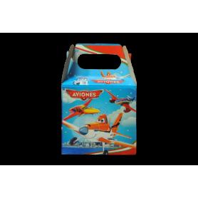 Caja Aviones Paquete x12