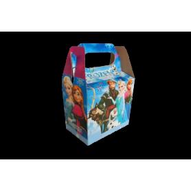 Caja Frozen Paquete x12