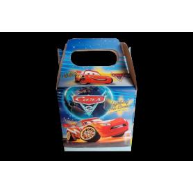Caja Cars Paquete x12