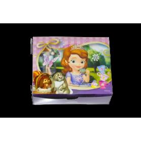 Caja Torta Sempertex Sofia Paquete x8