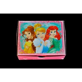 Caja Torta Sempertex Princesas Paquete x8
