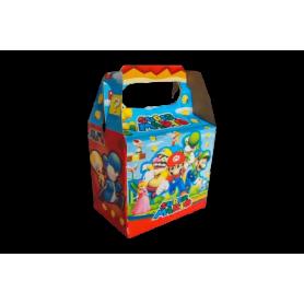 Caja Mario Party Paquete x12