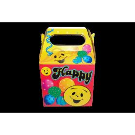 Caja Carita Feliz Paquete x12