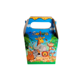 Caja Selva Paquete x12